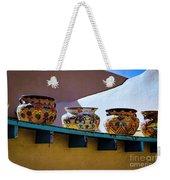 Southwestern Bowls Weekender Tote Bag