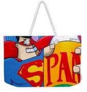 Spam Weekender Tote Bag