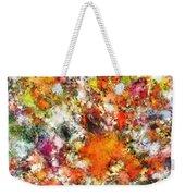 Spangle Weekender Tote Bag