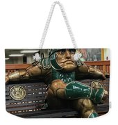 Sparty At Rest Weekender Tote Bag