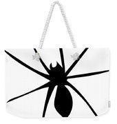 Spider Weekender Tote Bag