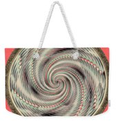 Spinning A Design For Decor And Clothing Weekender Tote Bag