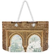 Spirit Of Time Weekender Tote Bag