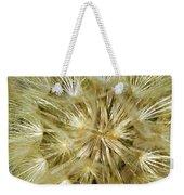 Dandelion Bloom Weekender Tote Bag