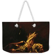 Spring Harvest Also Known As Still Life With Asparagus 1887 Weekender Tote Bag