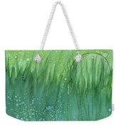 Spring Moon Weekender Tote Bag