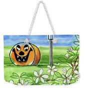 Spring-o-ween Weekender Tote Bag