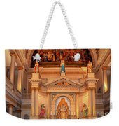 St. Louis Cathedral Altar New Orleans Weekender Tote Bag