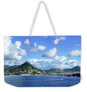 St. Maarten Panorama Weekender Tote Bag