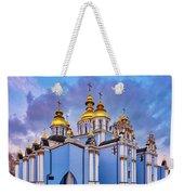 St. Michael's Golden-domed Monastery Weekender Tote Bag