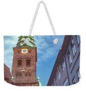 St. Nikolai Church Tower Weekender Tote Bag