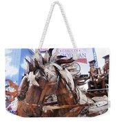 Stagecoach 2 Weekender Tote Bag