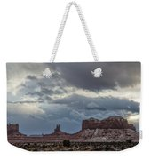 Stagecoach To Saddleback Weekender Tote Bag
