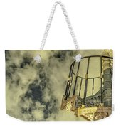 Stairway To The Sky Weekender Tote Bag by Robin Zygelman