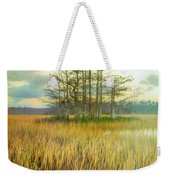 Standing On The Edge Of Evening  Weekender Tote Bag