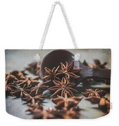 Star Anise 4825 By Tl Wilson Photography  Weekender Tote Bag