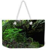 Starburst In The Woods Weekender Tote Bag
