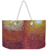 Staring Into The Suns Original Painting Weekender Tote Bag