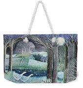Starry River Weekender Tote Bag