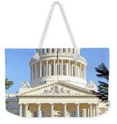 State Of California Capitol Building 7d11736 Weekender Tote Bag