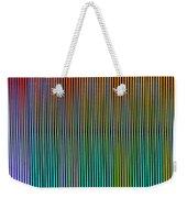 Static Movement Weekender Tote Bag