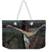 Station 12 Jesus Dies On The Cross Weekender Tote Bag