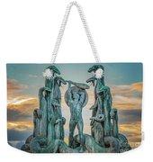 Statue Of Heracles The Hero Weekender Tote Bag