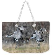 Stay With Your Wingman Weekender Tote Bag