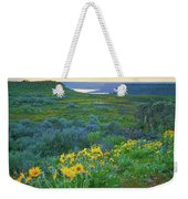 Steamboat Rock 01 Weekender Tote Bag