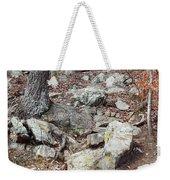 Steep Trails Weekender Tote Bag