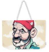 Steve Weekender Tote Bag
