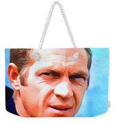 Steve Mcqueen, Portrait Weekender Tote Bag