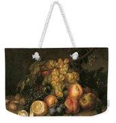 Still Life, 1808 Weekender Tote Bag