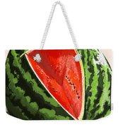 Still Life Watermelon 1 Weekender Tote Bag