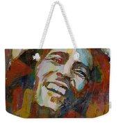 Stir It Up - Retro - Bob Marley Weekender Tote Bag