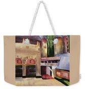 Stone Barns Courtyard Weekender Tote Bag