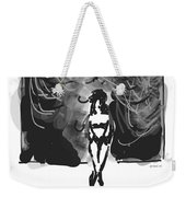 Storm In A Glass Box Weekender Tote Bag