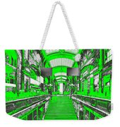 Straight Lines #2 Weekender Tote Bag