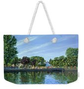Straw Jack Carshalton Weekender Tote Bag