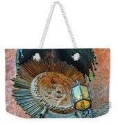 Street Light Weekender Tote Bag
