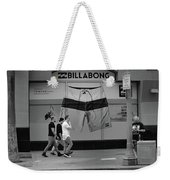 Strolling Hollywood Weekender Tote Bag by Ron Cline