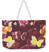 Subconscious Messages Weekender Tote Bag