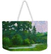 Green Summer  Weekender Tote Bag