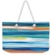 Summer Surf 3- Art By Linda Woods Weekender Tote Bag