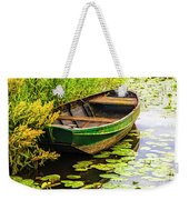 Summer Whispers Weekender Tote Bag