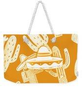 Summerbrero Weekender Tote Bag