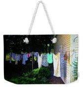 Sun Dried Nostalgia Weekender Tote Bag by Wayne King