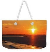 Sun Pillar 02 Weekender Tote Bag by Rob Graham