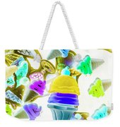 Sundae. Everyday. Weekender Tote Bag