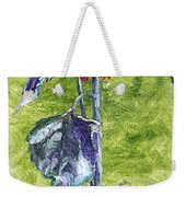 Sunflowers In A Vase Weekender Tote Bag